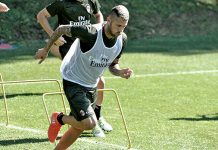 Menez in training (@acmilan.com)