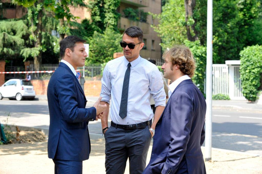 Paolo Maldini, Zanetti (@acmilan.com)