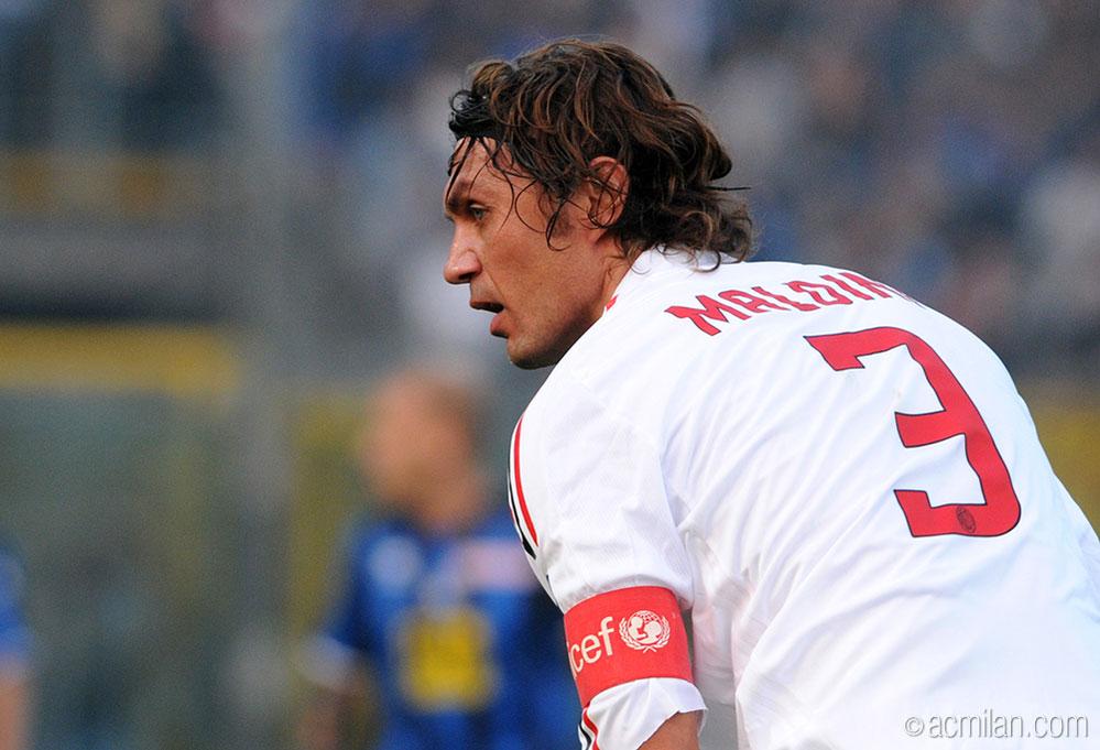 Paolo Maldini (@acmilan.com)