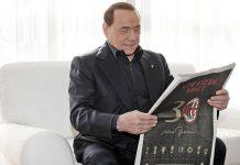 Silvio Berlusconi at Milanello (@acmilan.com)