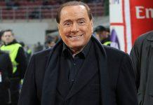 Silvio Berlusconi before Milan-Lazio at Stadio San Siro on the 20th of March 2016. (Photo by Marco Luzzani/Getty Images)