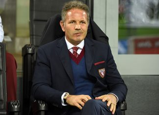Mihajlovic during Inter-Torino at Stadio Giuseppe Meazza on the 26th of October 2016. (Photo by Pier Marco Tacca/Getty Images)