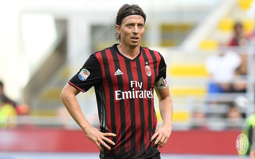 """Montolivo: """"Insults? Social media has given voice to legions of ..."""