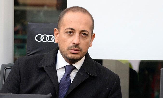 Rocco Maiorino at Stadio San Siro (@acmilan.com)
