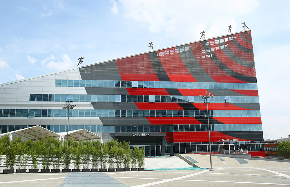 A general view of Casa Milan on May 19, 2014. (Photo by Marco Luzzani/Getty Images)