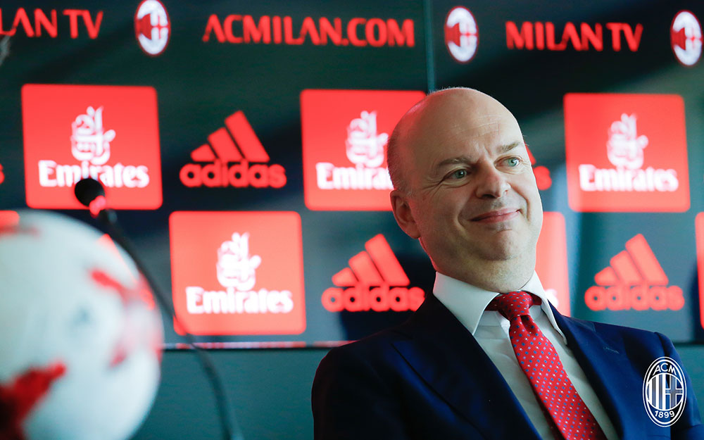 Image result for fassone milan