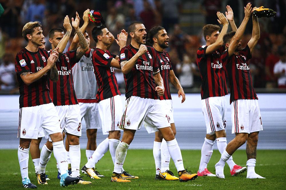 UEFA Europa League 2017/18: The Rossoneri squad | Rossoneri Blog - AC Milan  News