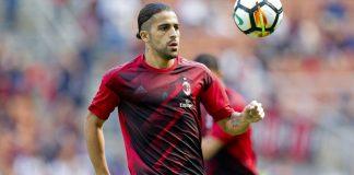 Ricardo Rodriguez before Milan-Udinese at Stadio San Siro on the September 17, 2017. (@acmilan.com)