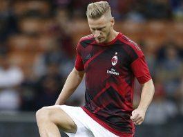 Ignazio Abate before Milan-SPAL at Stadio San Siro on September 20, 2017. (@acmilan.com)