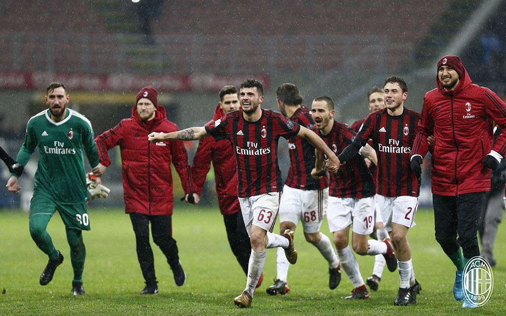 Gattuso stangs av i fyra matcher