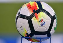 The Serie A ball. (@acmilan.com)