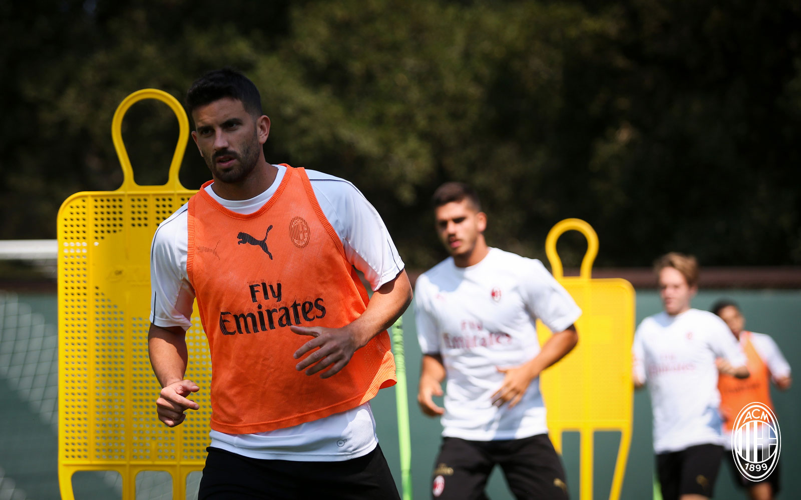 """Musacchio: """"I hope to be able to play more next year, it's ..."""