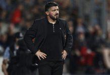 Gennaro Gattuso during Dudelange-Milan at Stade Josy Barthel on September 20, 2018. (@acmilan.com)