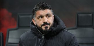 Gennaro Gattuso during Milan-Torino at Stadio San Siro on December 9, 2018. (Photo by Marco Luzzani/Getty Images)