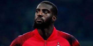 Tiémoué Bakayoko before Milan-SPAL at Stadio San Siro on December 29, 2018. (@acmilan.com)
