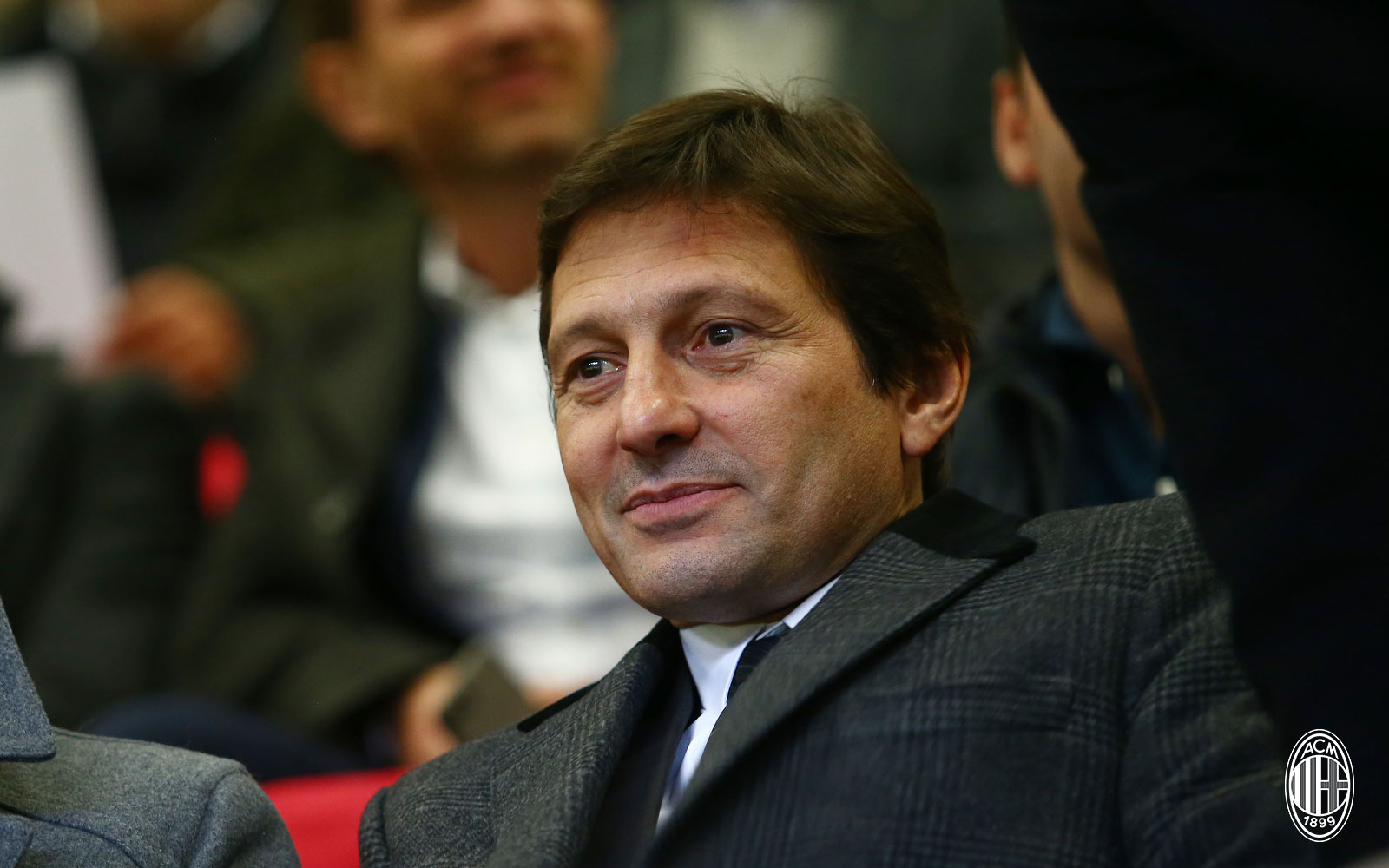 Leonardo during Milan-Empoli at Stadio San Siro on February 22, 2019. (@acmilan.com)