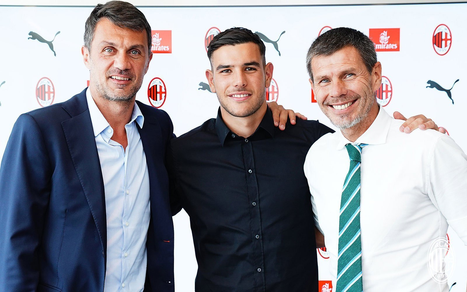 """Maldini: """"No hurry in the mercato, Theo needs to become one of the world's  top 3 fullbacks, no negotiations for Modrić but a profile like him would be  perfect""""   Rossoneri Blog -"""