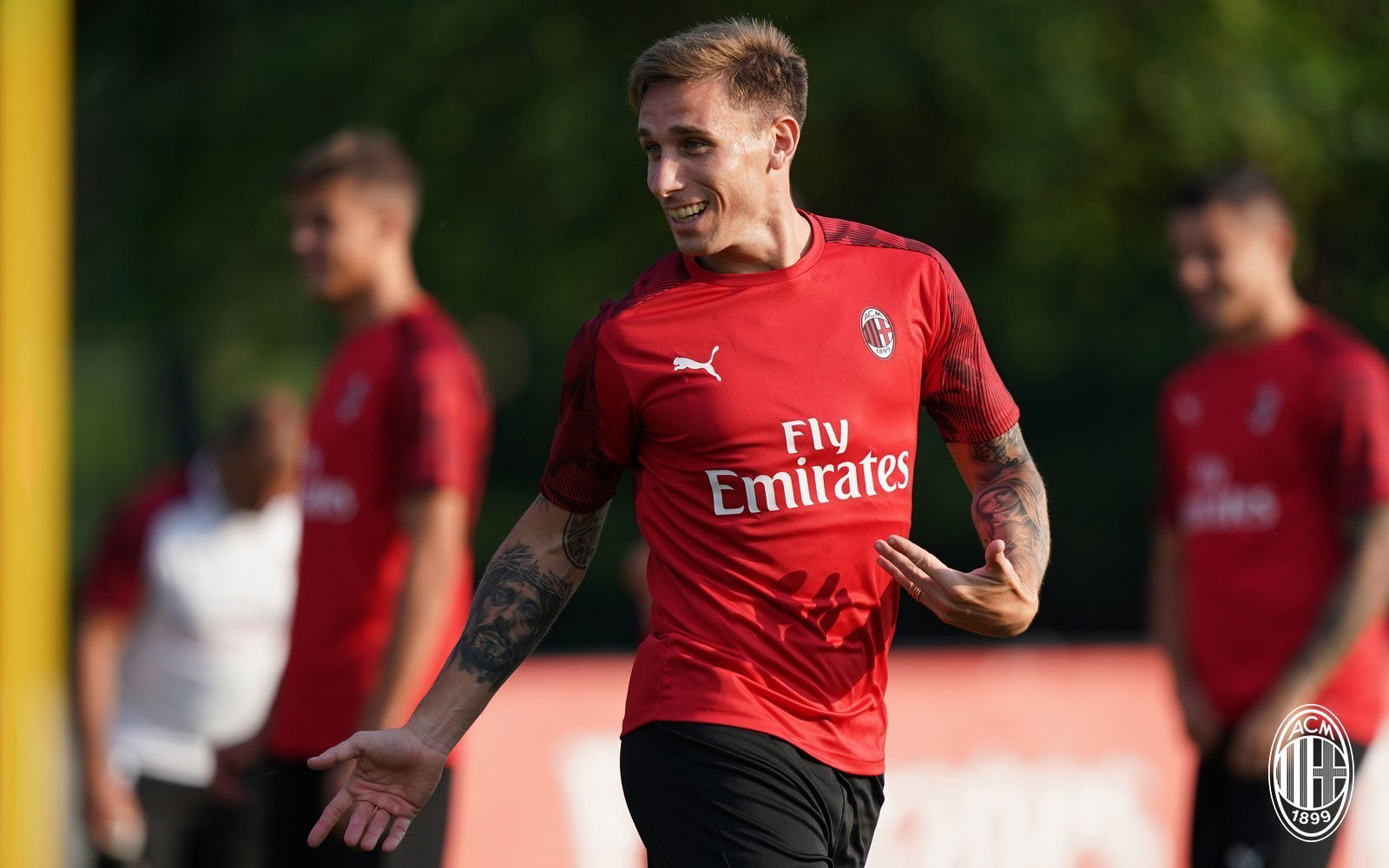 Report: Biglia open to accepting Genoa's offer of a three-year ...