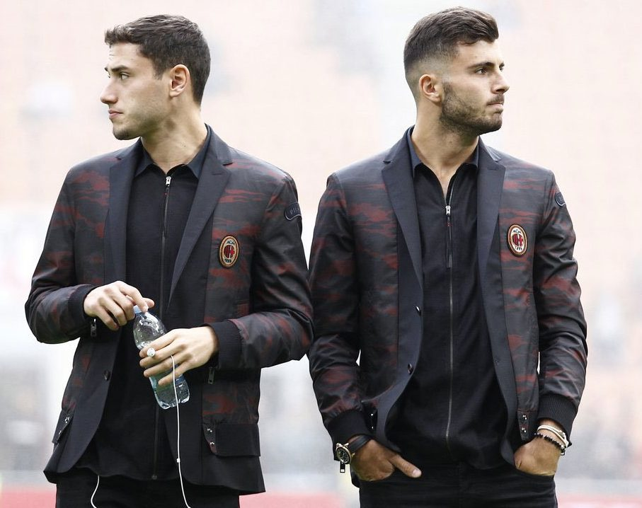 """Calabria to Cutrone: """"It'll be strange after all these years not ..."""