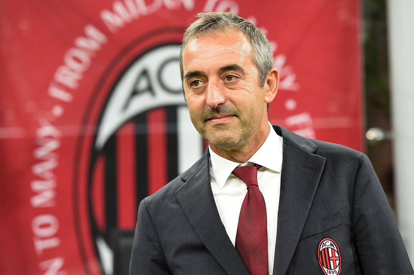 Official Milan Sack Giampaolo Pioli Is The New Coach Of The Rossoneri Rossoneri Blog Ac Milan News
