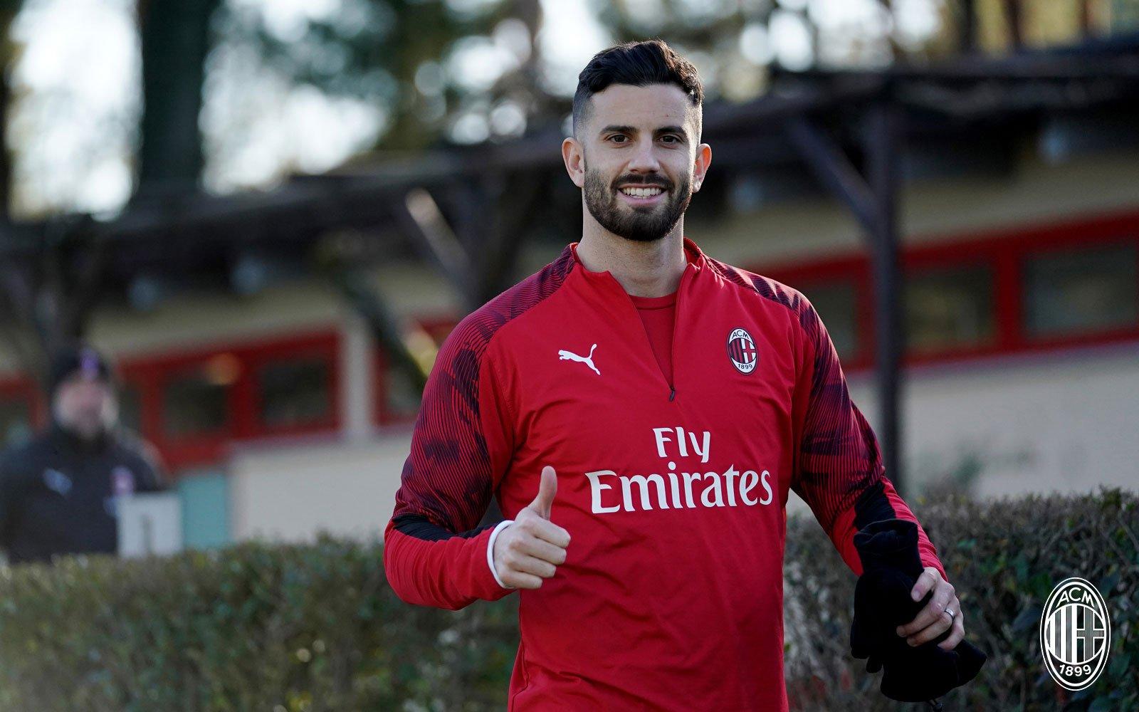 Milan-Hellas: The Rossoneri squad | Rossoneri Blog - AC Milan News