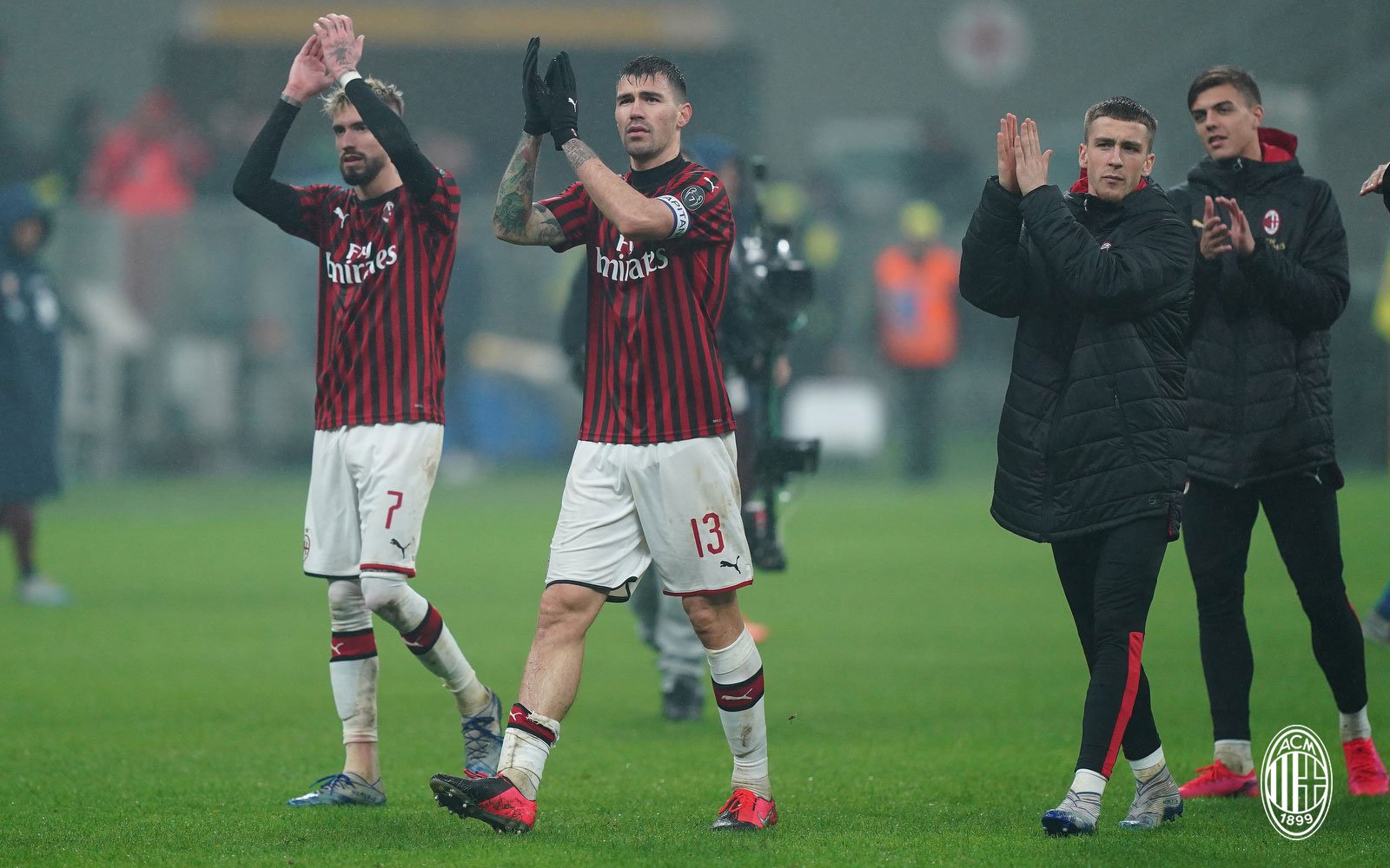 """Romagnoli: """"It will a very strange game for us to play ..."""
