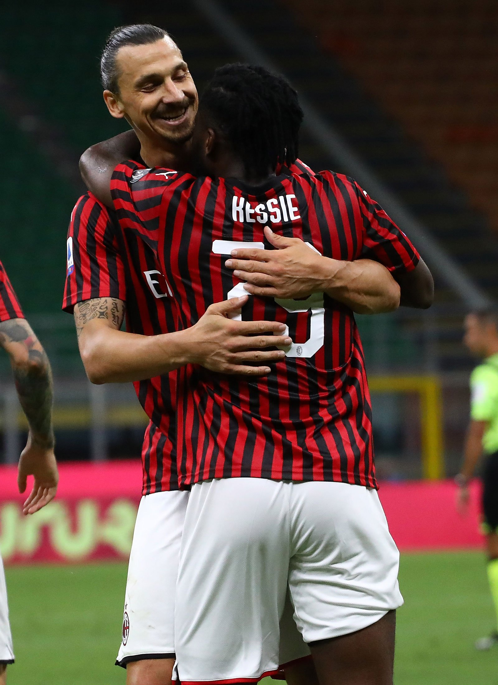Ibrahimovic I M Not A Mascot If This Is The Situation Then It S Difficult To See Me Here Next Year Zlatan Isn T A Europa League Player And Milan Is A Not A El