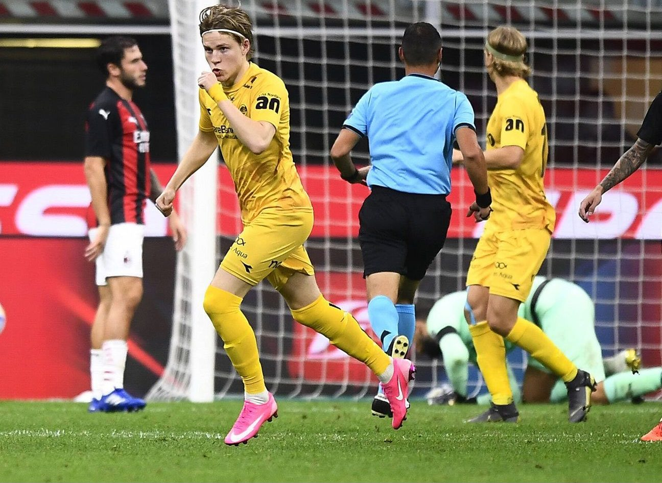 Reports: Milan reach an agreement with Bodø/Glimt over Hauge, the  20-year-old is all set to join the Rossoneri | Rossoneri Blog - AC Milan  News