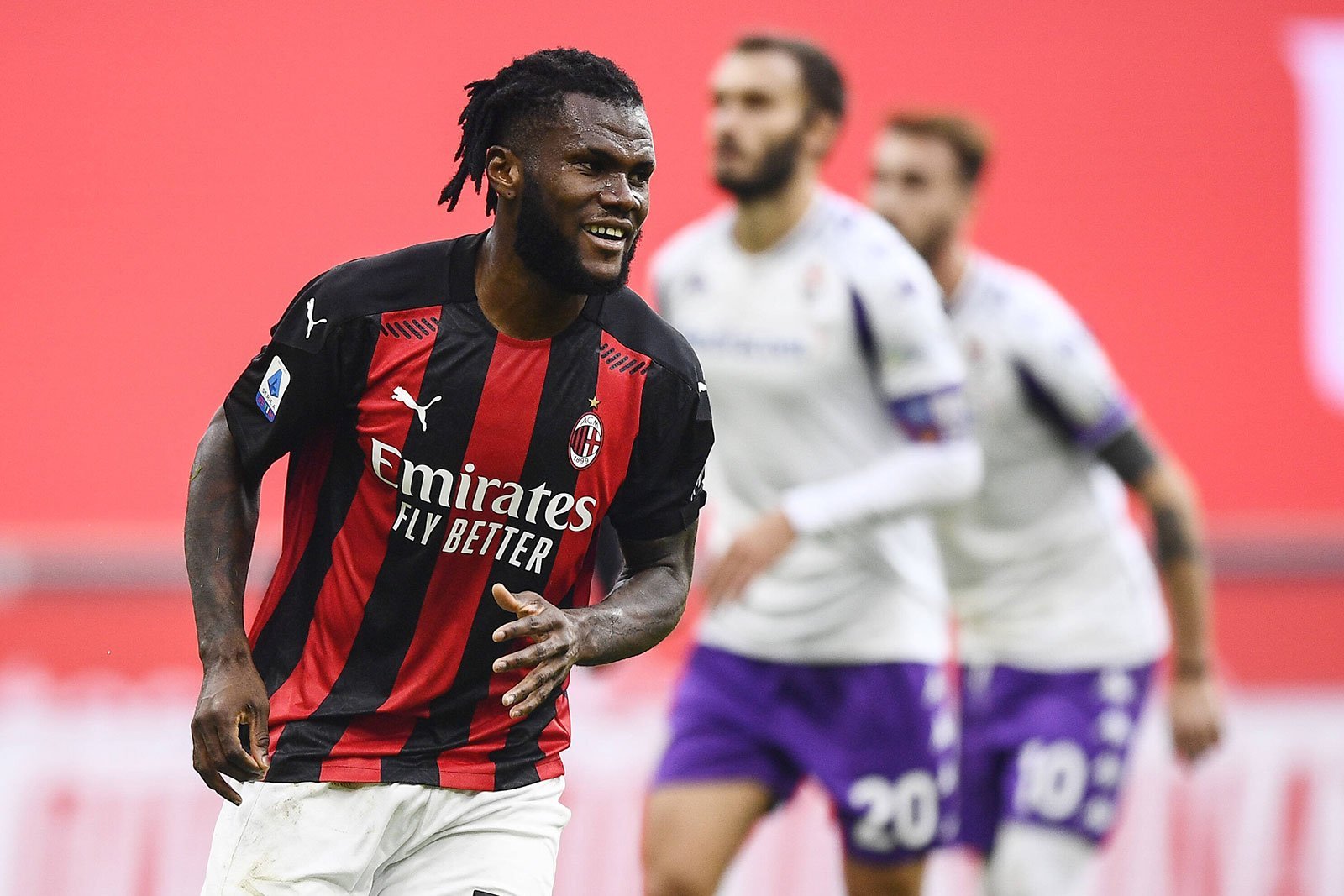 """Kessié: """"It was a very important game, whoever goes onto the pitch prove he deserves to play, I'll shoot the next pk""""   Rossoneri Blog - AC Milan News"""