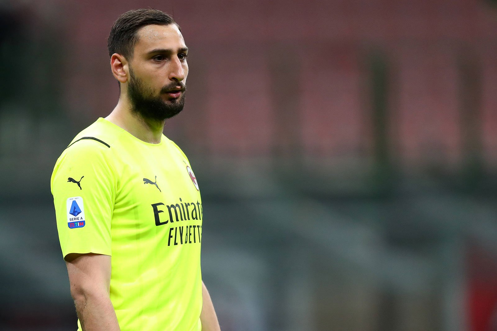 Donnarumma set to leave Milan as a free agent, the player ...