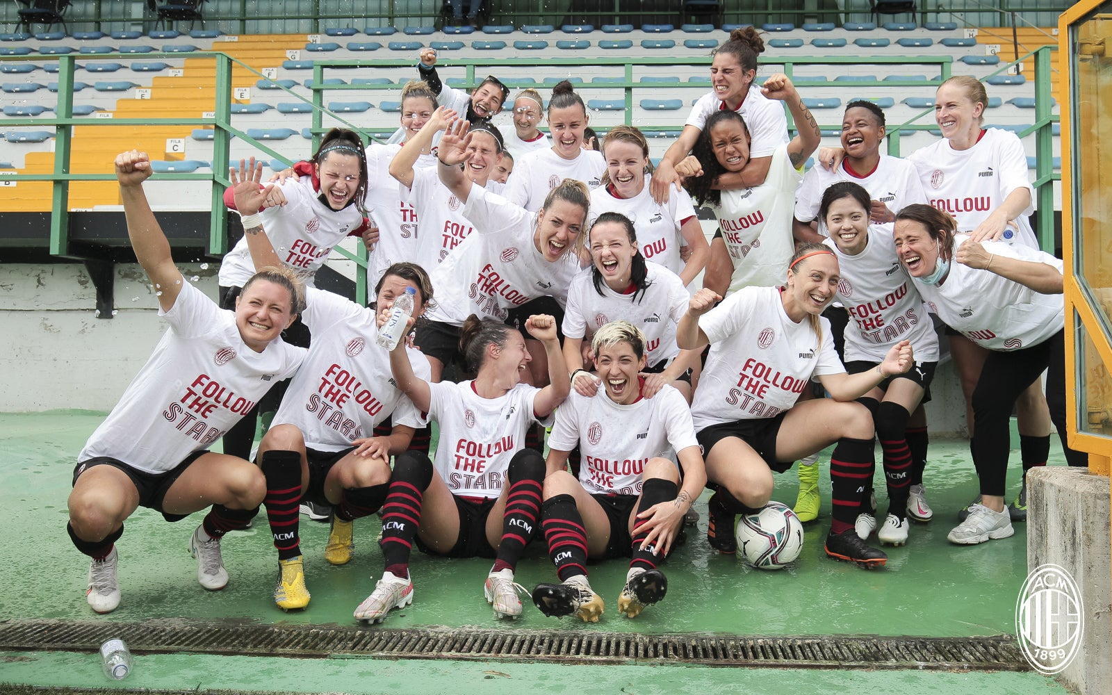 Milan Women qualify for the 2021/22 Champions League for ...