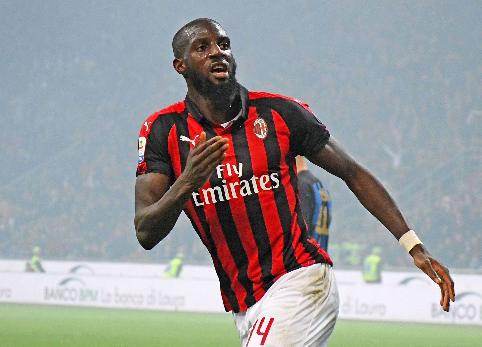 Milan and Chelsea reach an agreement over Bakayoko, the player is set to  return on loan with option to buy   Rossoneri Blog - AC Milan News